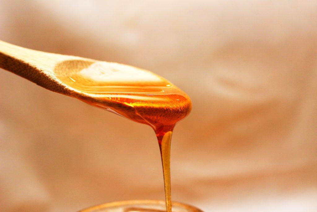 Ванночки для ногтей с медом