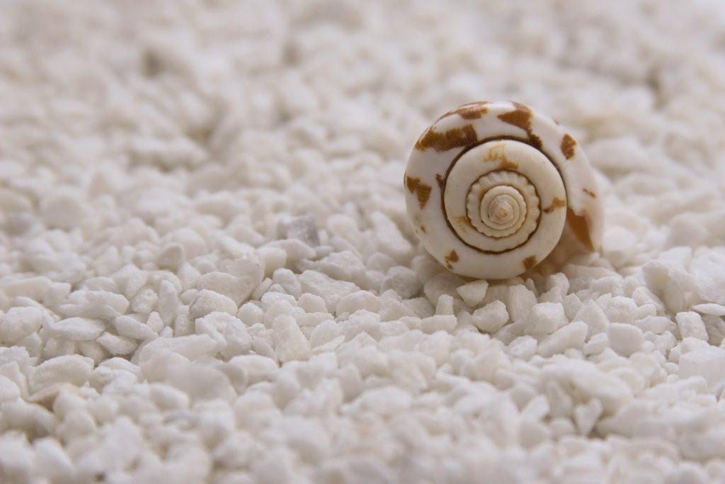 ванночка с морской солью для ногтей